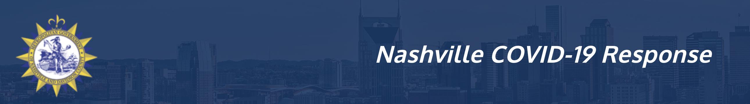 Nashville COVID-19 Response